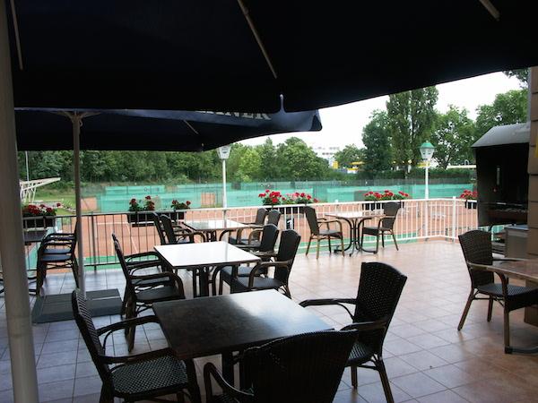 Terrasse Tennis