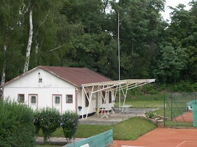 altes Klubhaus